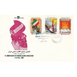 1977 نخستین سالروز انقلاب اسلامی 1358