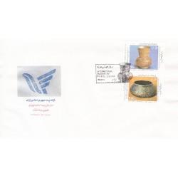 پاکت مهر روز تمبر روز جهانی موزه 1369
