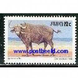 1 عدد تمبر بوفالو - آفریقای جنوب غربی 1985