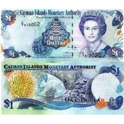 اسکناس 1 دلار - جزایر کایمن 2006