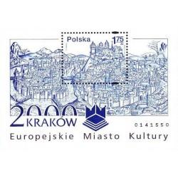 سونیر شیت کراکوف - پایتخت فرهنگی اروپا - لهستان 2000