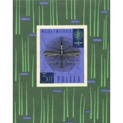 سونیرشیت مبارزه علیه مالاریا -  لهستان 1962