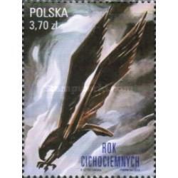 1 عدد تمبر سال پرندگان خاموش - چتربازان ویژه - چیکوسیمنی  - لهستان 2016