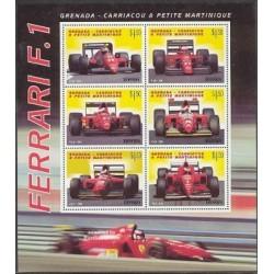 سونیرشیت ماشین مسابقه فراری - فرمول یک - گرندین گرانادا 2001
