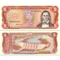اسکناس 50 پزو - جمهوری دومنیکن 1988