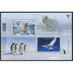 سونیزشیت حفظ یخچالهای طبیعی و مناطق قطبی - کانادا 2009