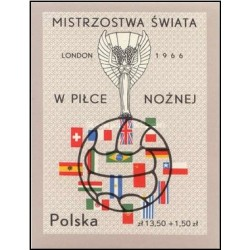 سونیزشیت فوتبال جام جهانی - انگلستان - لهستان 1966