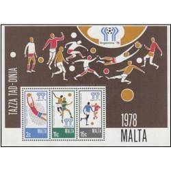 سونیزشیت جام جهانی فوتبال آرژانتین - مالت 1978