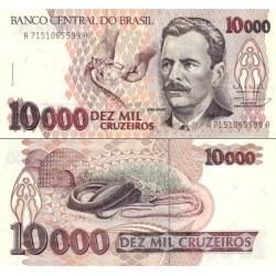 اسکناس 10000 کروزرو - برزیل 1993