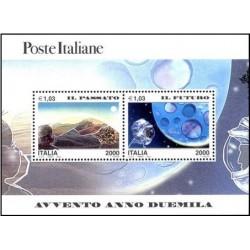 سونیزشیت رسیدن سال 2000 - گذشته و آینده - ایتالیا 2000