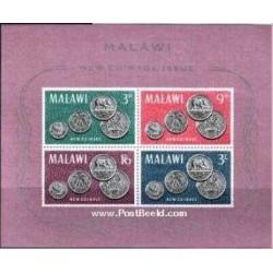 سونیزشیت سکه - مالاوی 1965