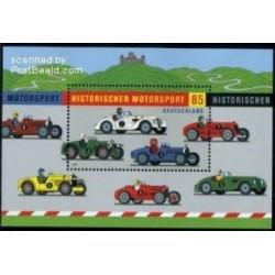 سونیزشیت تاریخچه ورزشهای موتوری - جمهوری فدرال آلمان 2009