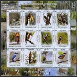 مینی شیت پرندگان - بنگلادش 2011