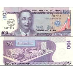 اسکناس 100 پیزو  - یادبود صدمین سالگرد کالج حقوق - فیلیپین 2011