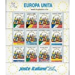 سونیرشیت اروپای متحد - ایتالیا 1993 قیمت 13 دلار