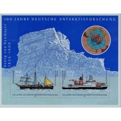 سونیرشیت قطب جنوب - جمهوری فدرال آلمان 2001