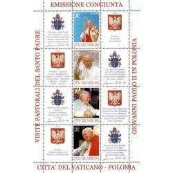 سونیرشیت سفر پاپ جان پل دوم به لهستان - 2 - واتیکان 2004