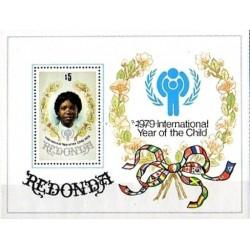 سونیرشیت سال بین المللی کودک - یونیسف - ردوندا 1979