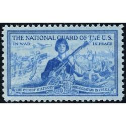 1 عدد تمبر گارد ملی - آمریکا 1953