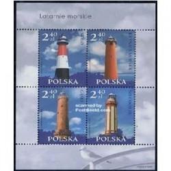 مینی شیت فانوس های دریائی - لهستان 2006