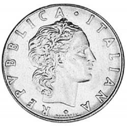 سکه 50 لیر - Acmonital- ایتالیا 1976غیر بانکی