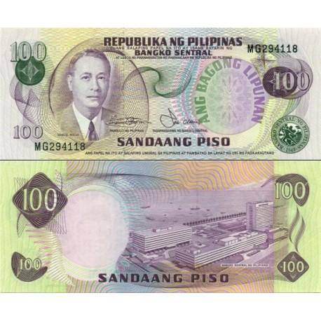 اسکناس 100 پیزو - فیلیپین 1978