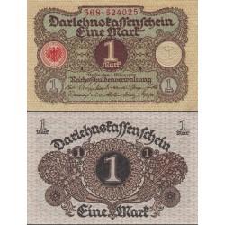 اسکناس 1 مارک - آلمان 1920