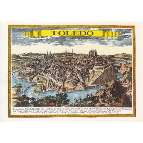 کارت پستال خارجی شماره 46 - تولدو - اسپانیا