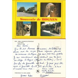 کارت پستال خارجی شماره 175 -مستعمل - روگنس - نروژ