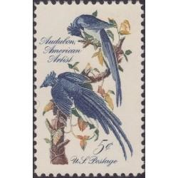 1 عدد تمبر پرندگان  - طراحی جان جیمز ادیوبن - آمریکا 1963