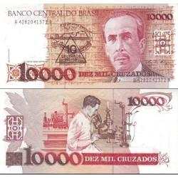 اسکناس 10000 کروزادو - برزیل 1990