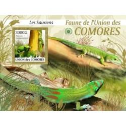 سونیرشیت مارمولک های  بومی  - کومور 2009 قیمت 13.97 دلار