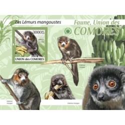 سونیرشیت پستانداران - میمون پوزه دار دم حلقه ای  - کومور 2009 قیمت 13.97 دلار