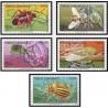 5 عدد تمبر آفات حشرات  - ترکیه 1982 قیمت 4.3 دلار