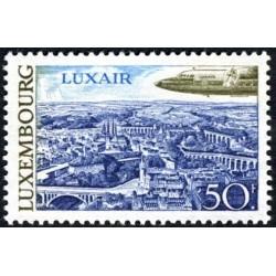 1 عدد تمبر لوگزایر - هواپیمائی لوگزامبورگ - لوگزامبورگ 1968 قیمت 3.5 دلار