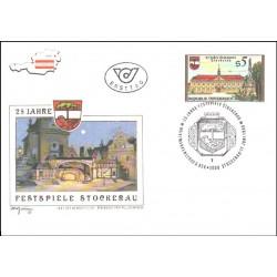 پاکت مهر روز  جشنواره استوکراو - اتریش 1988