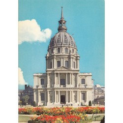 کارت پستال چاپ فرانسه - مناظر پاریس - The Invalides