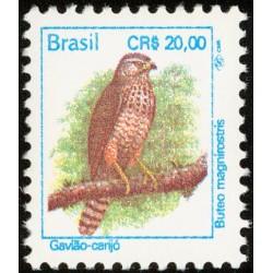 1 عدد تمبر سری پستی - پرندگان - 20 کروز - برزیل 1994
