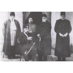 کارت پستال - ایرانی - مظفرالدین شاه قاجار