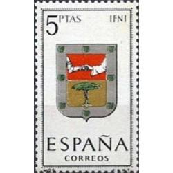 1 عدد تمبر آرم استانها -   Ifni - اسپانیا 1964