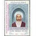 2217 - تمبر سالروز درگذشت میرزا حسن نائینی 1365 بلوک