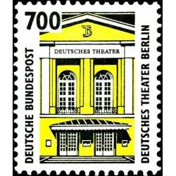 1 عدد تمبر سری پستی مناظر  - 700 فنیک  -جمهوری فدرال  آلمان 1993 قیمت 6.7 دلار