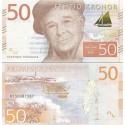 اسکناس 50 کرون - سوئد 2015