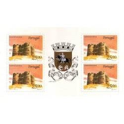 مینی شیت قلعه ها -Evora - پرتغال 1987