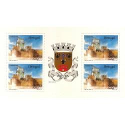 مینی شیت قلعه ها - Beja - پرتغال 1986