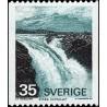 1 عدد تمبر سری پستی - سوئد 1974