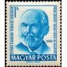 1 عدد تمبر 75مین سالگرد تاسیس خدمات هیدروالکتریک مجارستان - جوزف پچ - مجارستان 1962