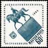 1 عدد تمبر روز آلبا رجیا -  Alba-Regia Days  - مجارستان 1964