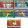5 عدد تمبر مدال آوران المپیک  مونترال برای مجارستان - مجارستان 1976 قیمت 4.2 دلار