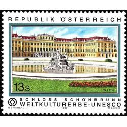 1 عدد تمبر یونسکو - میراث فرهنگی جهانی - اتریش 1999